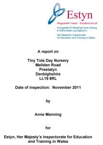 Estyn-report