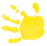 hand-yellow