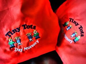 Tiny Tots Carry Bag