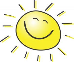 The Sunny Sun Sunshine
